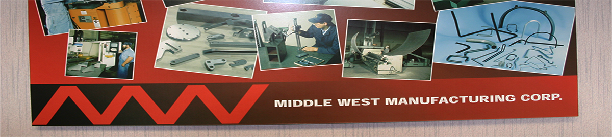 Middle West Manufacturing brochure photo.